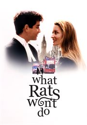 What rats won't do cover image