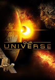 Our universe cover image