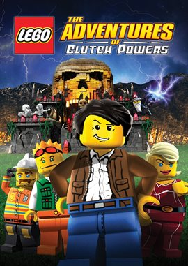 LEGO: The Adventures Of Clutch Powers / Chris Hardwick