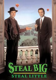 Steal big, steal little cover image