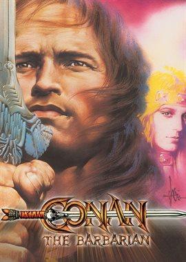 Conan The Barbarian / Arnold Schwarzenegger