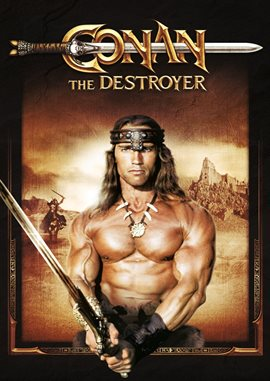 Conan The Destroyer / Arnold Schwarzenegger