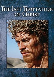 The last temptation of Christ cover image