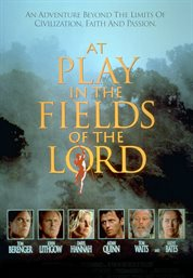 At play in the fields of the Lord cover image