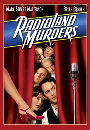 Radioland murders cover image
