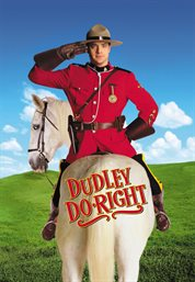 Dudley Do-Right cover image