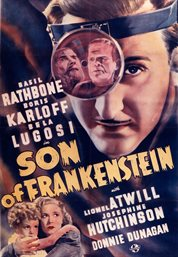 Son of Frankenstein cover image
