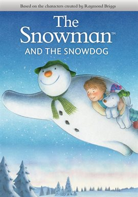 The Snowman and the Snowdog, book cover