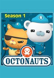 Octonauts - season 1 cover image