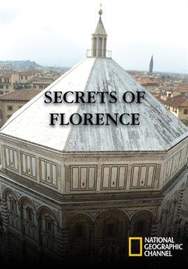 Secretos de Florencia, portada del libro.