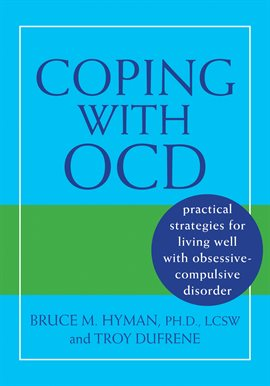 Cover image for Coping with OCD