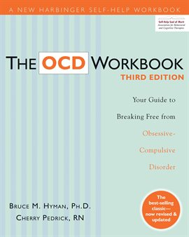 Cover image for The OCD Workbook