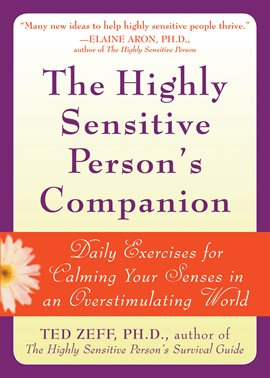 Cover image for The Highly Sensitive Person's Companion