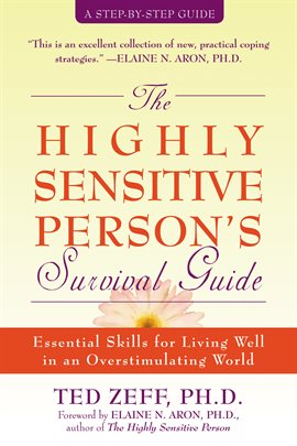 Cover image for The Highly Sensitive Person's Survival Guide