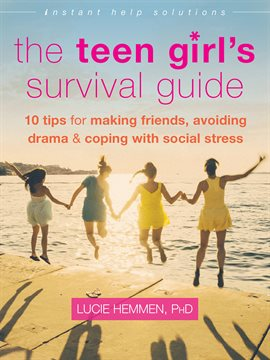 Cover image for The Teen Girl's Survival Guide