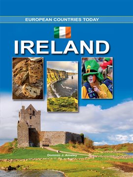 Ireland by Dominic Ainsley, book cover