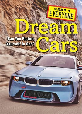 Cover image for Dream Cars