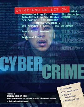 Cover image for Cyber Crime