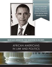 African-Americans in law and politics cover image