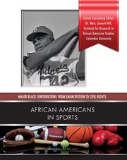 African Americans in sports cover image