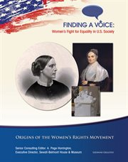 Origins of the women's rights movement cover image