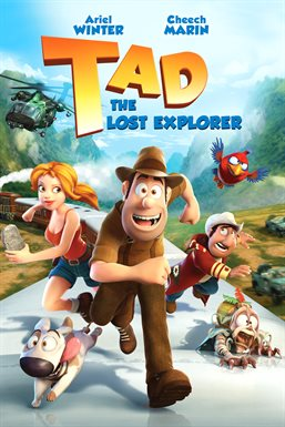 Tad: The Lost Explorer / Kerry Shale