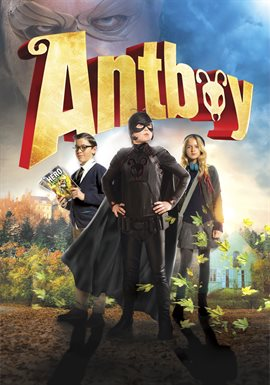 Antboy / Oscar Dietz