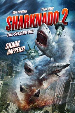 Sharknado 2: The Second One / Tara Reid