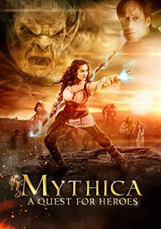 Mythica a quest for heroes cover image