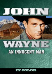 An innocent man cover image