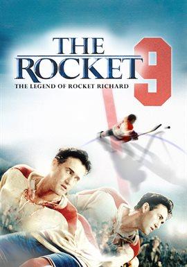 The Rocket: The Legend of Rocket Richard, book cover