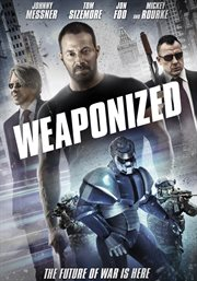 Weaponized cover image