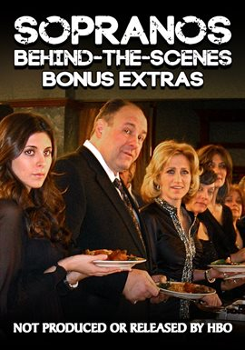 Cover image for Sopranos Behind-The-Scenes: Bonus Extras