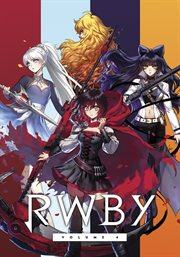 RWBY. Volume 4 cover image