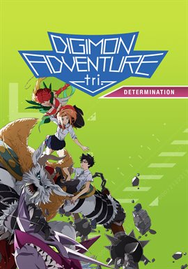 Cover image for Determination