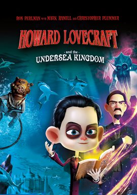 Cover image for Howard Lovecraft And The Undersea Kingdom