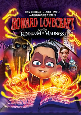 Cover image for Howard Lovecraft and the Kingdom of Madness