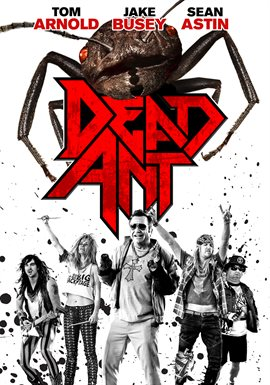 Cover image for Dead Ant