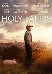 Holy lands cover image