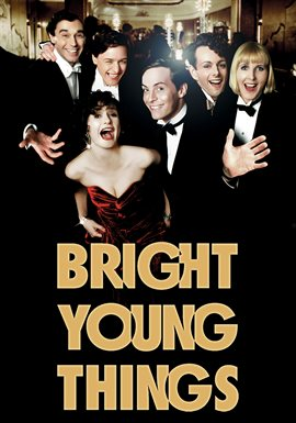 Cover image for Bright Young Things
