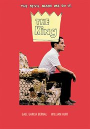 The king cover image