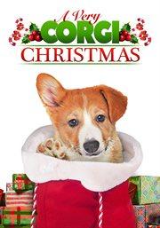 A very corgi Christmas cover image