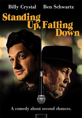 Cover image for Standing Up, Falling Down