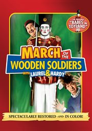 March of the wooden soldiers cover image