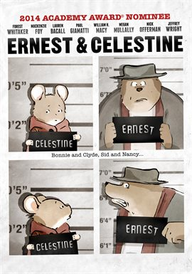 Cover image for Ernest & Celestine