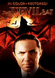 The devil bat cover image