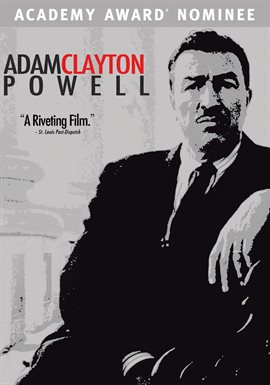Cover image for Adam Clayton Powell
