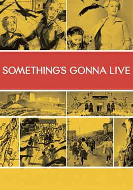 Cover image for Something's Gonna Live