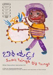 Small things, big things cover image