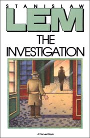 The investigation cover image